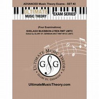 Ultimate Music Theory - Advanced Exams Set #2