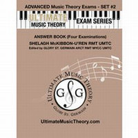 Ultimate Music Theory - Advanced Exams Set #2 Answers