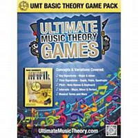 UMT Basic Music Theory Game Pack