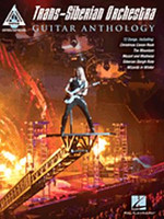 Trans-Siberian Orchestra Guitar Anthology
