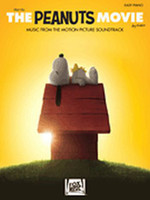 The Peanuts Movie - Easy Piano Songbook