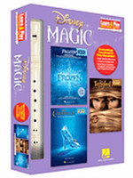 Disney Magic -  Learn & Play Recorder Pack