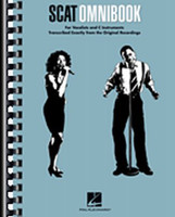 Scat Omnibook for Vocalists and C Instruments