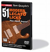 51 Modern Legato Licks You Must Learn