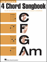 The Ukulele 4 Chord Songbook
