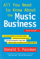 All You Need to Know About the Music Business - 9th Edition