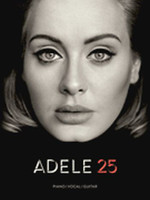 Adele - 25  Piano/Vocal/Guitar Artist Songbook