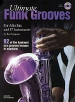 Ultimate Funk Grooves for Alto Sax and Eb Instruments
