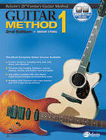 Belwin's 21st Century Guitar Method 1 (2nd Edition) - Book & Online Audio