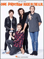 One Direction - Made in the A.M. Piano/Vocal/Guitar Artist Songbook