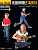 Ukulele for Kids Songbook - Hal Leonard Ukulele Method