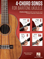 4-Chord Songs for Baritone Ukulele