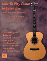 How To Play The Guitar In Every Key