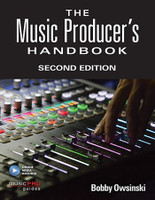 The Music Producer's Handbook - Second Edition