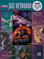 Beginning Jazz Keyboard -  Book, DVD & Online Audio & Video