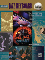 Intermediate Jazz Keyboard - Book & Online Audio