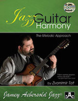 Jazz Guitar Harmony - The Melodic Approach