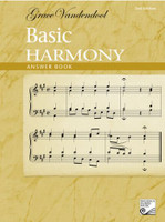 Basic Harmony Answer Book, 2nd Edition TVBHA