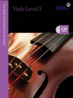 Viola Level 3 Repertoire, Viola Series, 2013 Edition