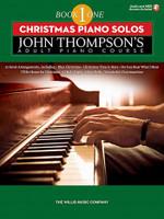 John Thompson's Adult Piano Course - Christmas Piano Solos Book 1