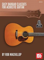 Easy DADGAD Classics for Acoustic Guitar