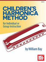 Children's Harmonica Method For Individual or Group Instruction