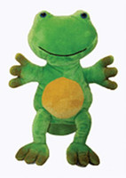 Freddie the Frog Kid's Puppet