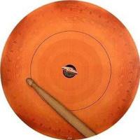 Drumstick on Cymbal Mousepad