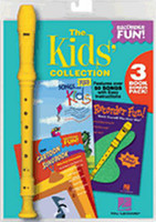 The Kids' Collection - Recorder Fun! 3-Book Bonus Pack