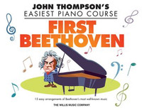 First Beethoven - John Thompson's Easiest