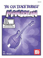 You Can Teach Yourself Mandolin - Book + Online Audio/Video