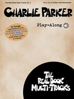 Charlie Parker Play-Along - Real Book Multi-Tracks