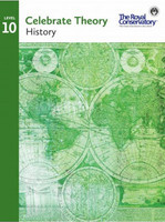 Celebrate Theory History Level 10