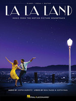 La La Land -  Piano/Vocal/Guitar Songbook