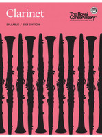 Clarinet Syllabus, 2014 Edition - The Royal Conservatory of Music