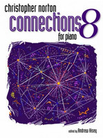 Christopher Norton Connections® for Piano:  Repertoire 8 CNR08