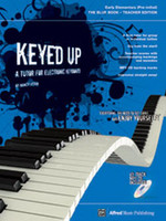 Keyed Up: The Blue Book - A Tutor for Electronic Keyboard