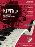 Keyed Up: The Red Book - A Second Tutor for Electronic Keyboard