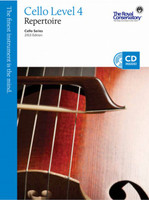 Cello Repertoire 4 - 2013 Edition