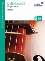 Cello Repertoire 5 - 2013 Edition