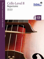 Cello Repertoire 8 - 2013 Edition