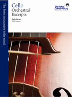 Cello Orchestral Excerpts - 2013 Edition
