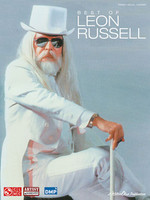 Best of Leon Russell  Piano/Vocal/Guitar Artist Songbook