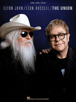 Elton John/Leon Russell - The Union  Piano/Vocal/Guitar Artist Songbook