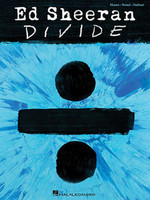 Ed Sheeran – Divide Piano/Vocal/Guitar Artist Songbook