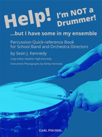 Help! I'm Not a Drummer! ... but I have some in my ensemble