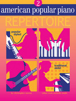 American Popular Piano - Level Two – Repertoire