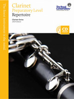 Preparatory Clarinet Repertoire 2014 Edition WC0