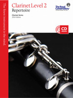 Clarinet Repertoire 2 2014 Edition