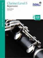 Clarinet Repertoire 5 2014 Edition